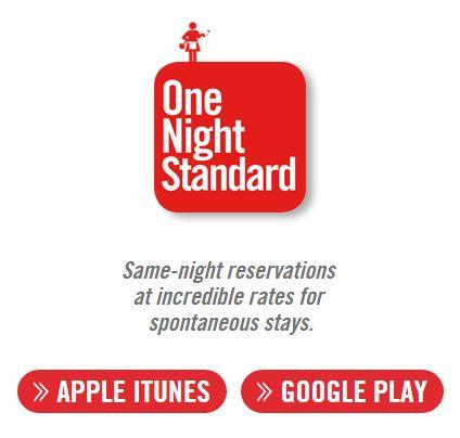 One Night - App Standard Hotel NYC