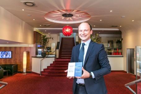 Dietmar Pawel führt das Best Western Amedia in Wels. Mit seinem Team hat er eine sehr persönliche Note in das Hotel gebracht!