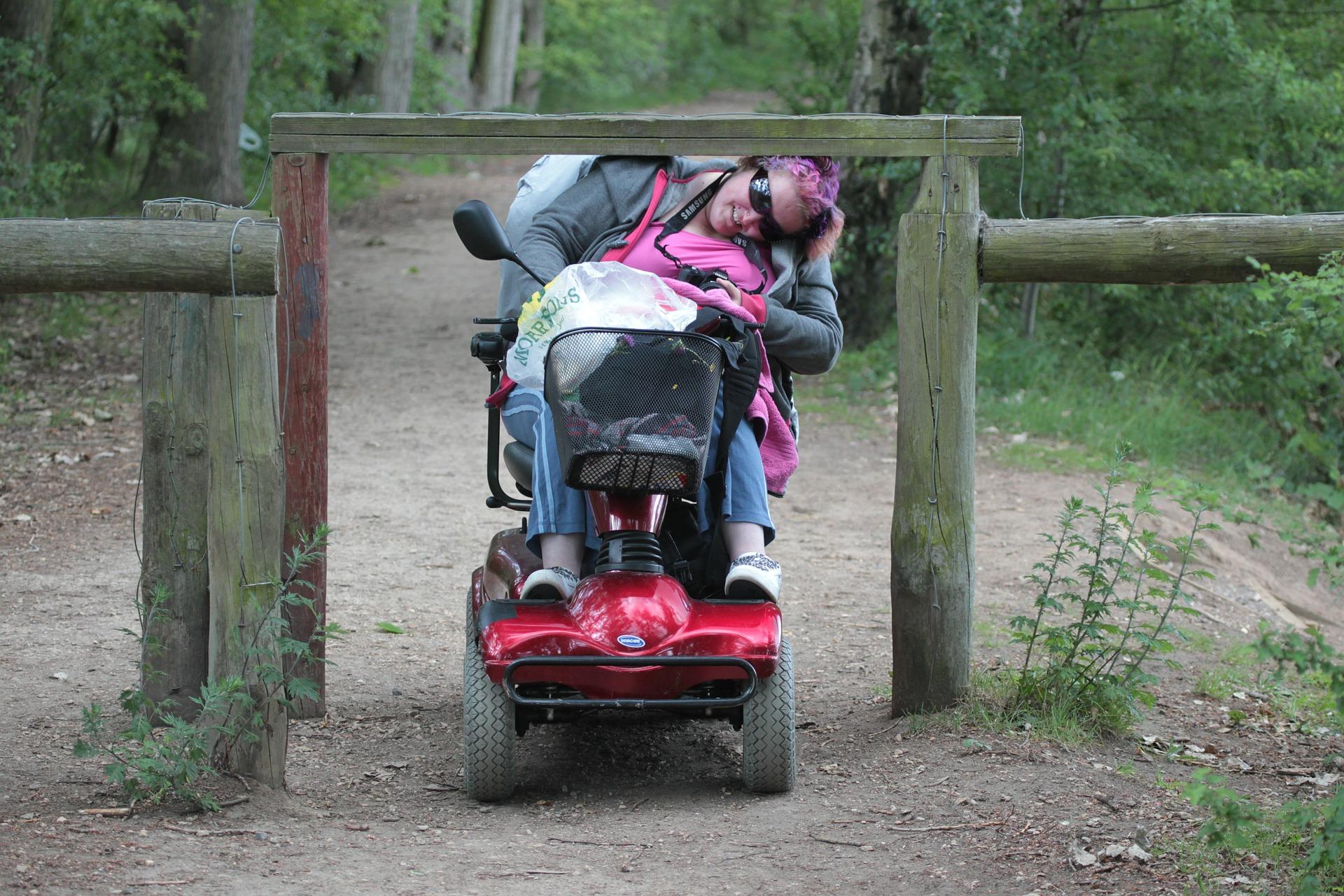 Rollstuhl - Foto: Marketsomarketing, Pixabay