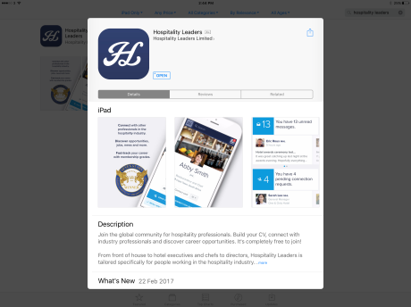 hospitality-leaders-ios-app-screenshot-ipad