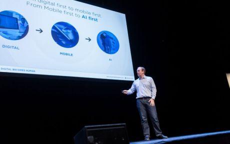 "Keynote-Speaker Steven van Belleghem (Buch ""When Digital Becomes Human"")"