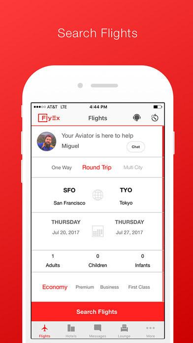 FlyEx App