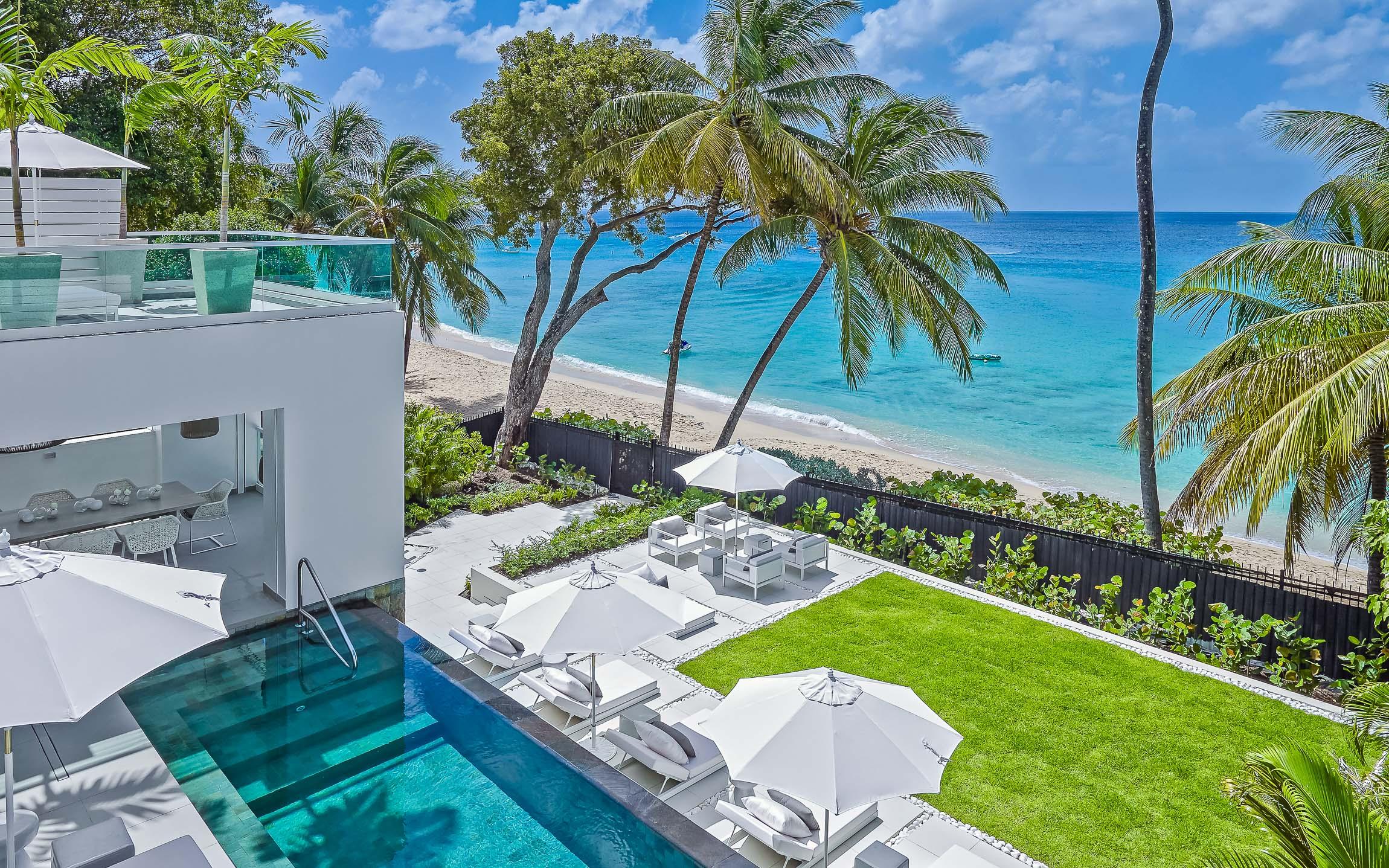 Kein Resort, sondern private Villa - zu buchen bei Luxury Retreats, was nun zu Airbnb gehört