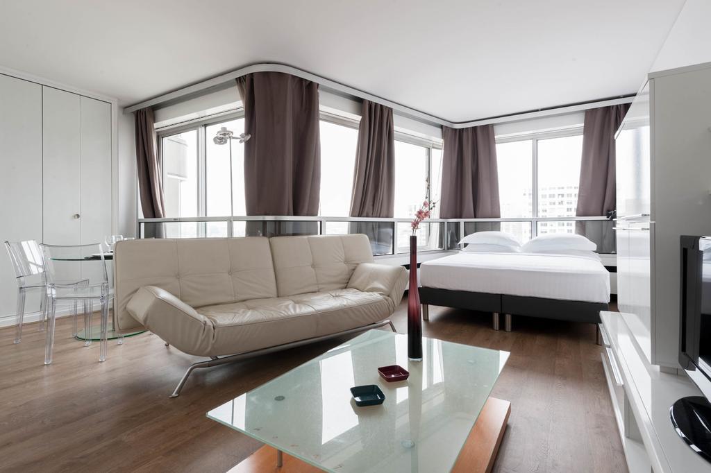 Sieht aus wie eine Suite im Luxushotel: Privates Apartments in Paris, buchbar bei Accor's Onefinestay