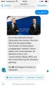 """Um den Bot zu aktivieren: einfach novibot.de aufrufen. Weiterer Text über ots und www.presseportal.de/nr/121916 / Die Verwendung dieses Bildes ist für redaktionelle Zwecke honorarfrei. Veröffentlichung bitte unter Quellenangabe: """"obs/funk von ARD und ZDF/Screenshot"""""""