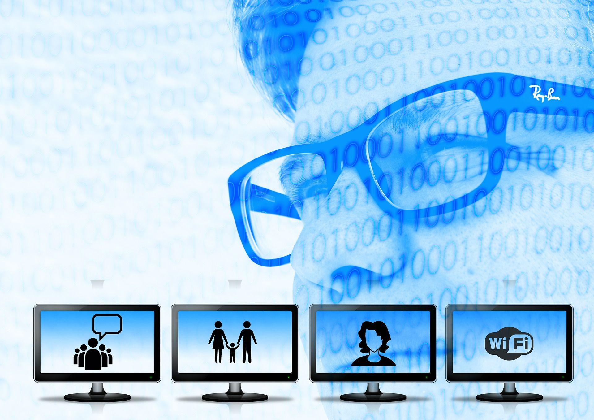 Social Web - Geralt Pixabay
