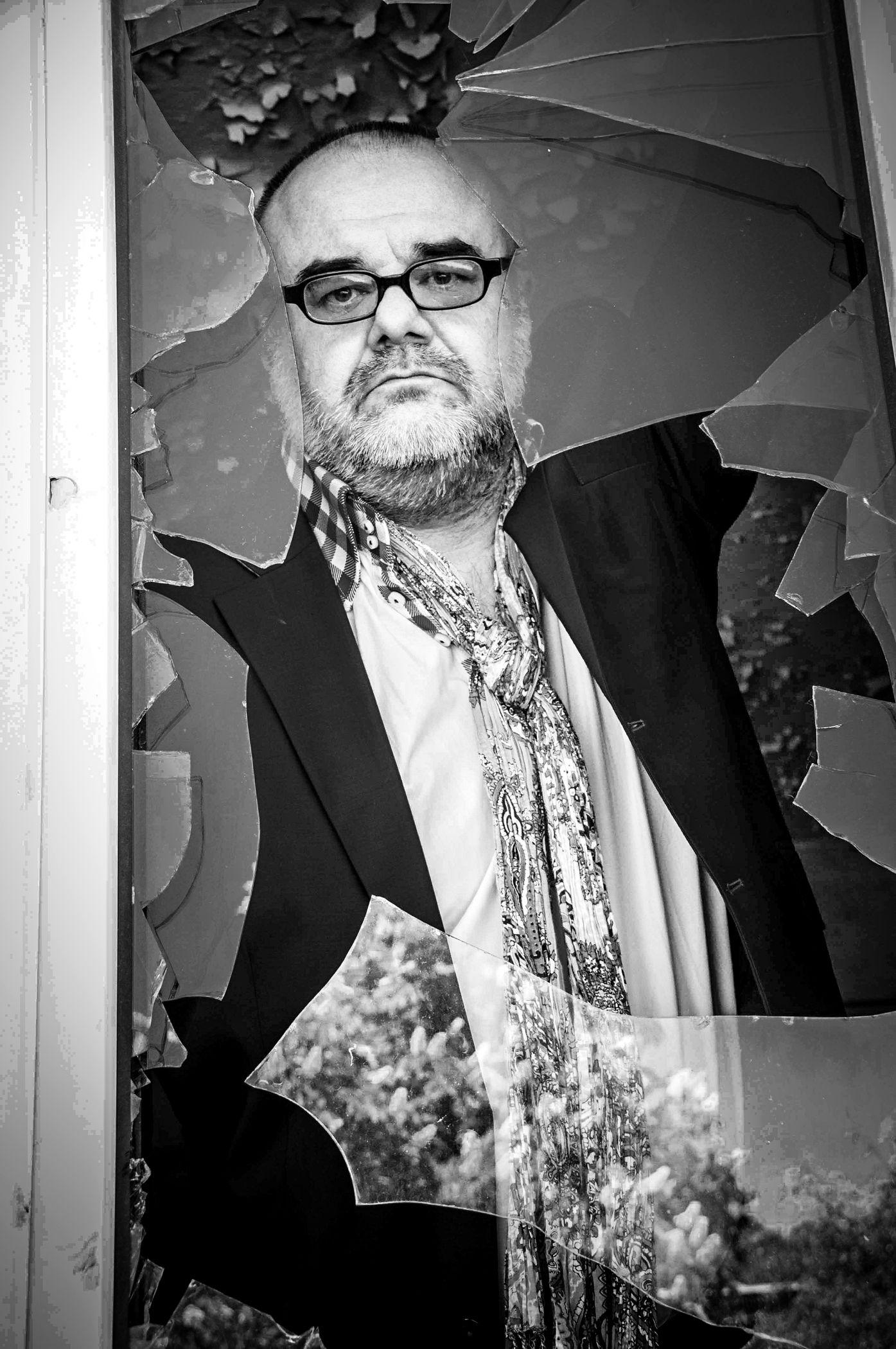 Werbetherapeut Alois Gmeiner: Der Sparringspartner steht bereit