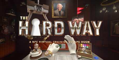 The Hard Way - VR-Training für neue Mitarbeiter bei KFC